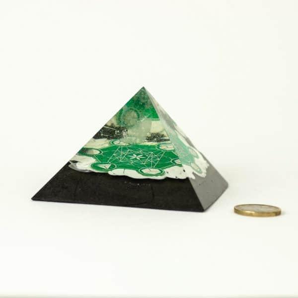 pyramide des solides de Platon
