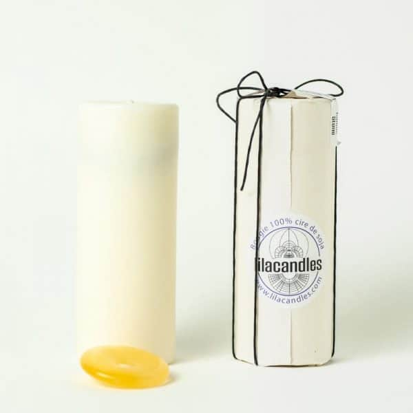 bougie candle stone