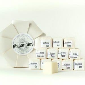 fondants parfumés